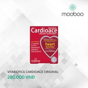 Thực phẩm hỗ trợ chức năng tim Cardioace Original