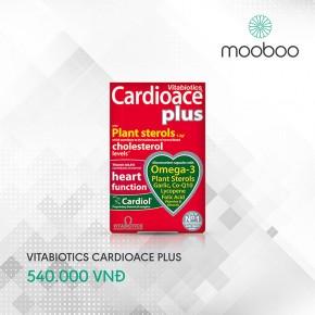 Thực phẩm hỗ trợ chức năng tim Cardioace Plus