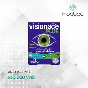 Thực phẩm hỗ trợ chức năng mắt Visionace Plus