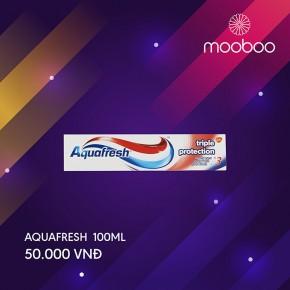 Kem đánh răng Aquafresh 100ml