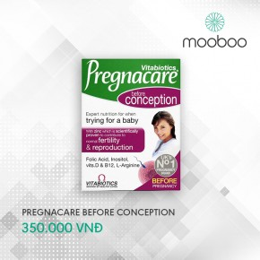 Pregnacare Conception For Her