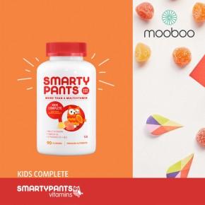 Kẹo Dẻo Smarty Pants Vitamin Tổng Hợp  KID COMPLETE 90 Gummies