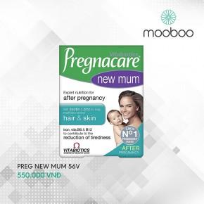 Pregnacare New Mum