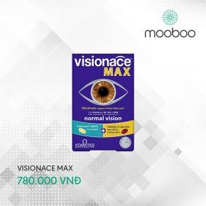 Thực phẩm hỗ trợ chức năng mắt Visionace Max
