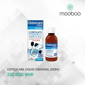 Canxi nước Osteocare Original 200ml
